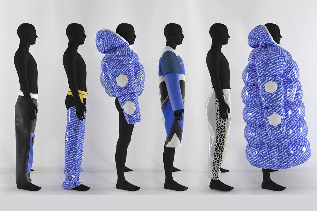 Цифровая одежда: временная мода, эксперименты свнешностью или необходимость будущего?   Канобу - Изображение 15339