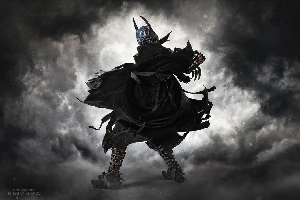 Жуткая Бэт-Джокер, словно пришедшая изночных кошмаров, вновом иочень крутом косплее | Канобу - Изображение 1