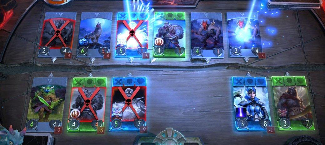Герои карт из Artifact: The Dota Card Game будут стареть и умирать | Канобу - Изображение 2242