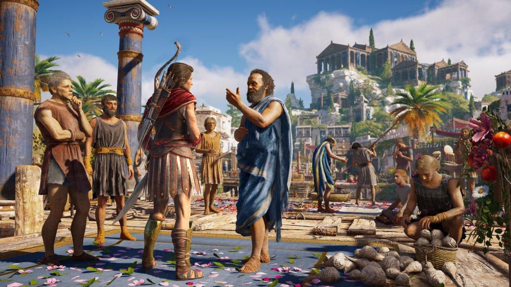 Контекст. Древняя Греция в Assassin's Creed: Odyssey | Канобу - Изображение 4