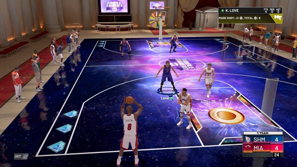 NBA 2K20 — идеальный баскетбольный симулятор для офлайна, но ужасный — для онлайна   Канобу - Изображение 8644