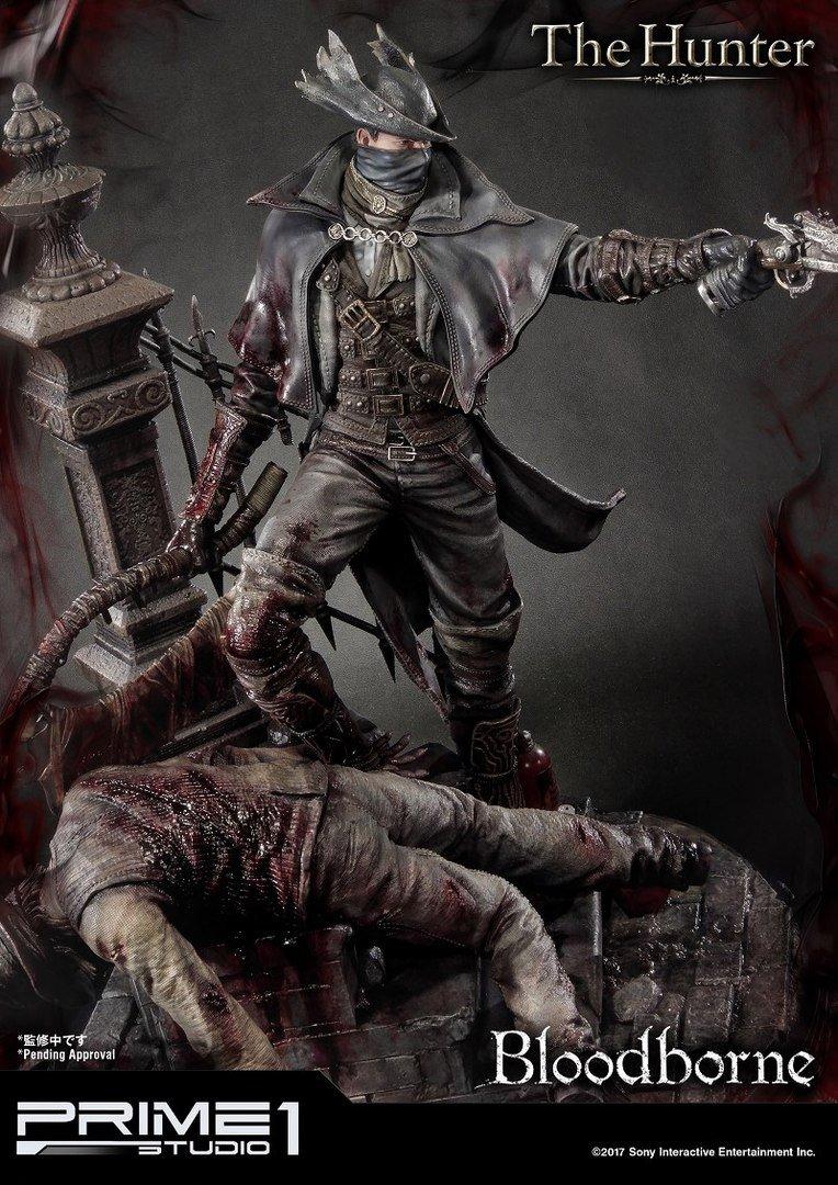 Хотели бы себе такую статую Охотника из Bloodborne? | Канобу - Изображение 1467