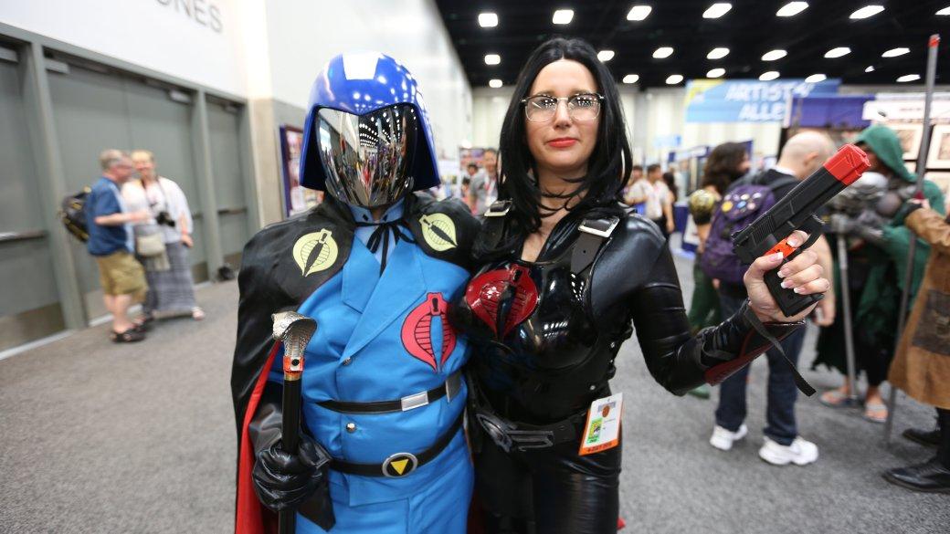 Лучший косплей Comic-Con 2015 | Канобу - Изображение 42