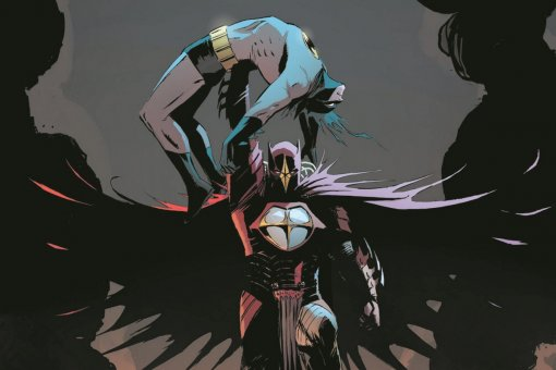 «Байки изсклепа» вовселеннойDC. Чем удивляет новый комикс про Бэтмена