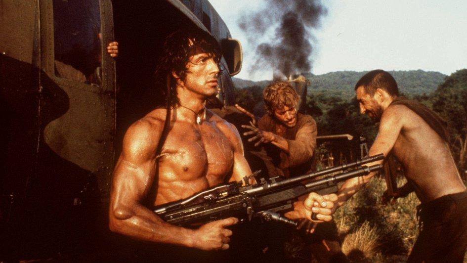 Все части Рэмбо - обзор всех фильмов серии Рэмбо (Rambo) по порядку | Канобу - Изображение 6497