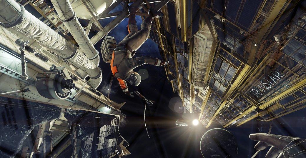 Место советской и российской космонавтики в играх: Mass Effect, Prey, Alien: Isolation, StarCraft | Канобу - Изображение 4