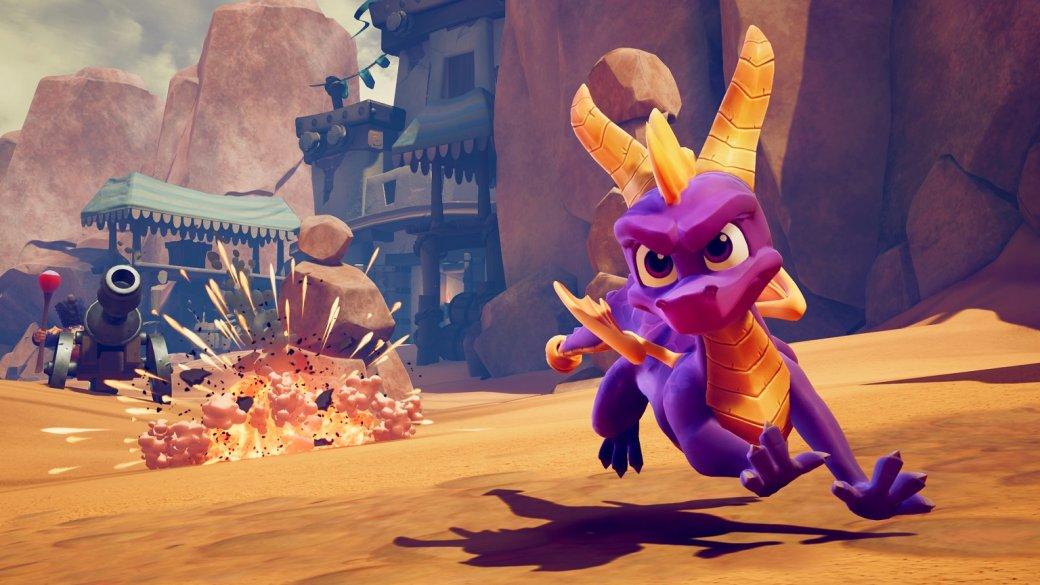 Суть. Spyro Reignited Trilogy — все так же весело, но гораздо красивее | Канобу - Изображение 9952