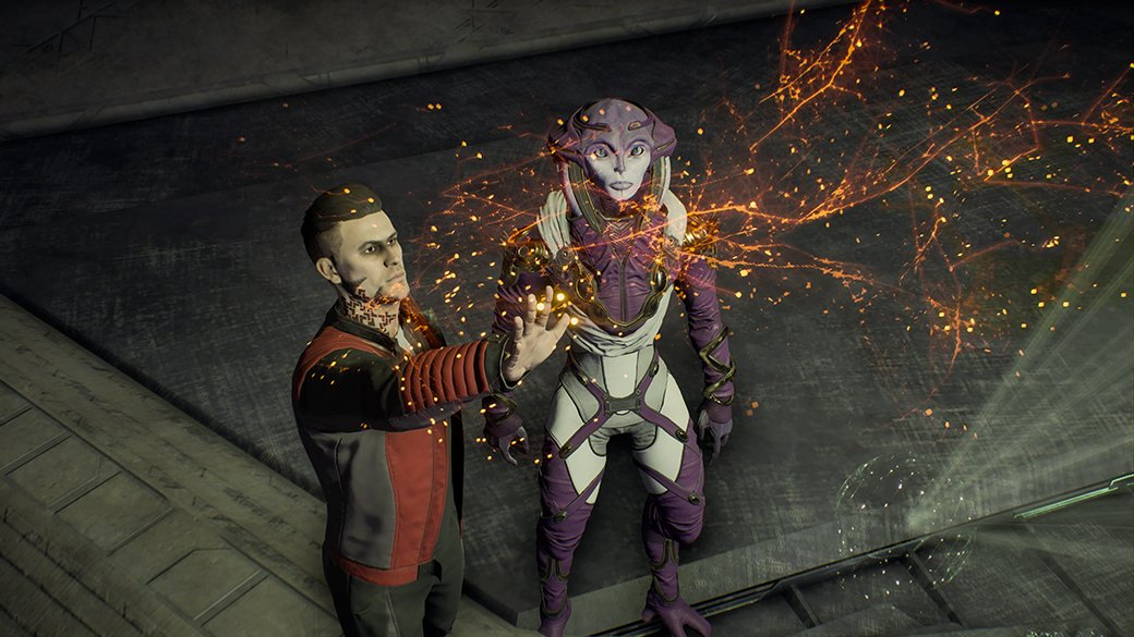 20 изумительных скриншотов Mass Effect: Andromeda | Канобу - Изображение 15