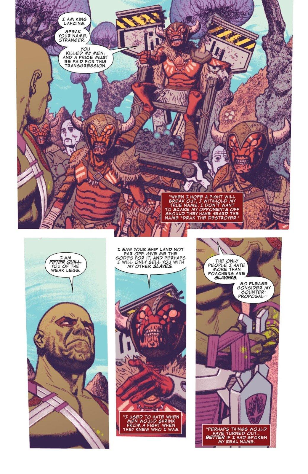 Открытия 2017— комиксы: Star-Lord, Infamous Iron Man, Batman: The White Knight. - Изображение 5
