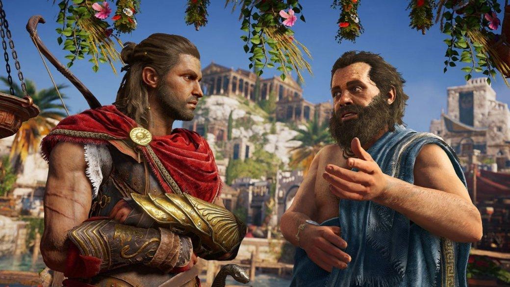В Сети появились полная карта мира и древо умений из Assassin's Creed Odyssey | Канобу - Изображение 1