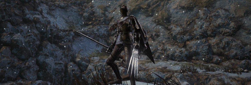 Где найти все новые предметы в DS3: Ashes of Ariandel | Канобу - Изображение 11