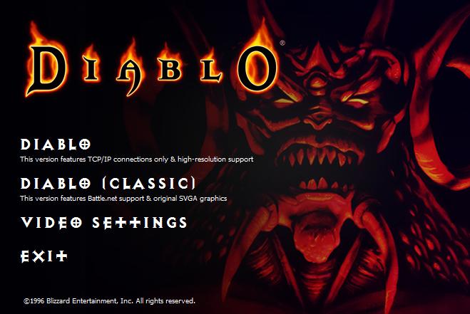 Blizzard воскресила первую Diablo. Игра появилась в GOG, и в ней есть матчмейкинг! | Канобу - Изображение 1001