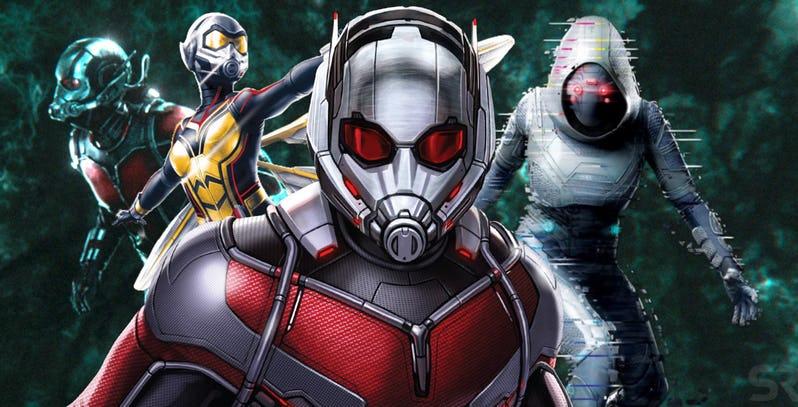 Что происходит? Фанаты Marvel пишут рецензии в пяти словах на «Человека-муравья и Осу» | Канобу - Изображение 1