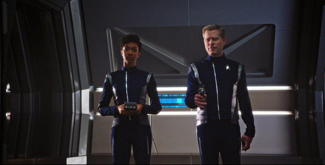 Суть. Рецензия на 4 серию 1 сезона «Звездный путь: Дискавери» одним абзацем | Канобу - Изображение 0