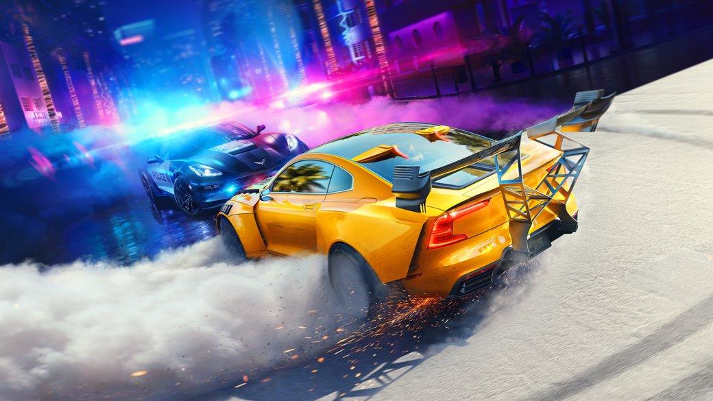 Обзор Need for Speed: Heat - рецензия на игру Need for Speed: Heat   Рецензии   Канобу