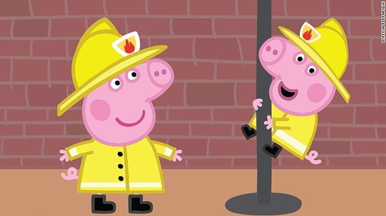 Английские пожарные нашли сексизм в «Свинке Пеппе» | Канобу - Изображение 1