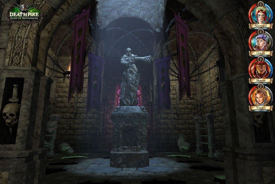 В компьютерную RPG попала цифровая игральная кость    Канобу - Изображение 3404