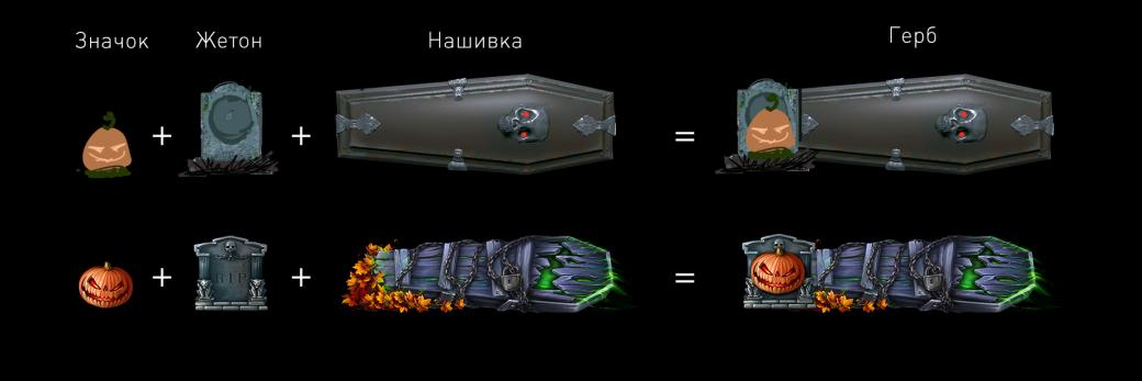 Придумай лучший хеллоуинский гербдля Warface, иего добавят вигру! Нуибез подарка неоставят | Канобу - Изображение 2