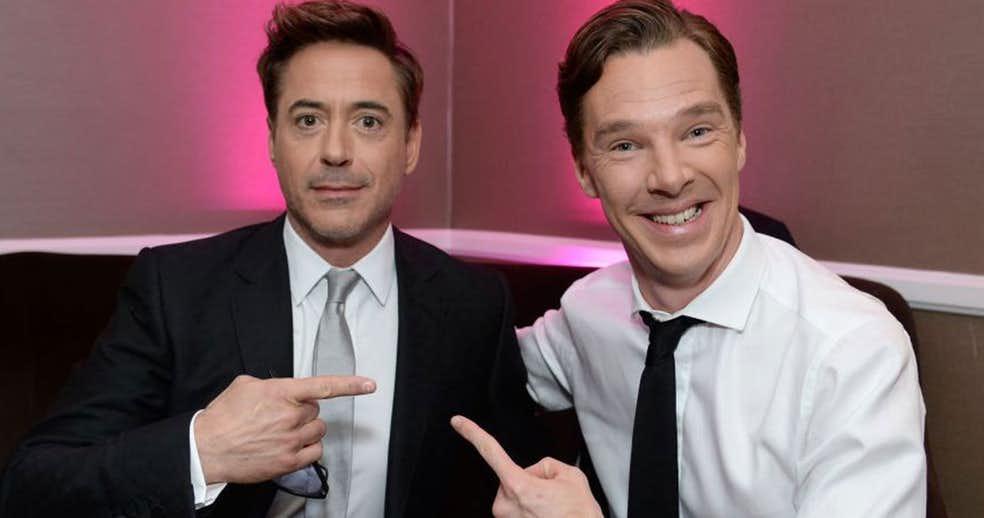 В«Войне Бесконечности» встретились два Шерлока: Дауни иКамбербэтч. Почему фильм это необыграл?. - Изображение 1