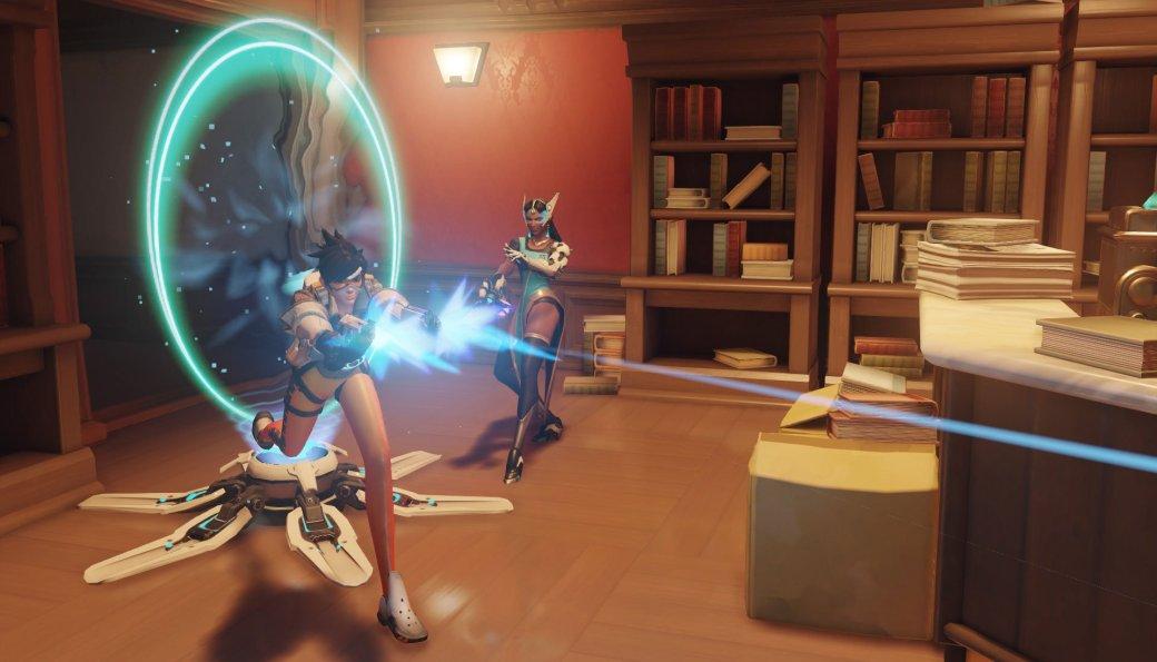 Overwatch: Blizzard выходит на рынок онлайн-шутеров | Канобу - Изображение 6