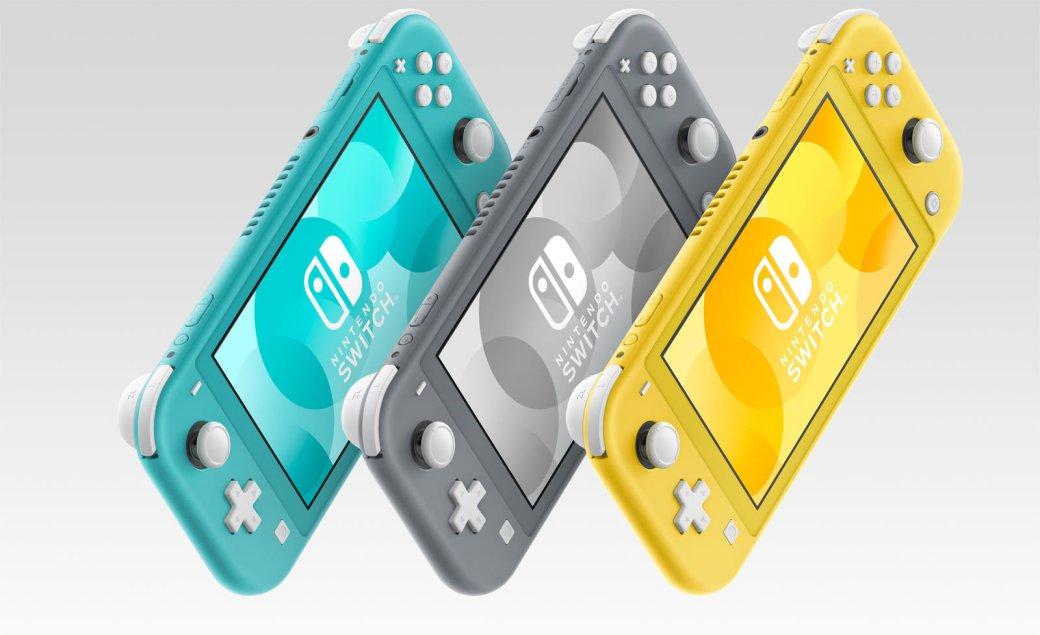 Nintendo анонсировала бюджетную консоль Switch Lite. Она будет полностью портативной!   Канобу - Изображение 1