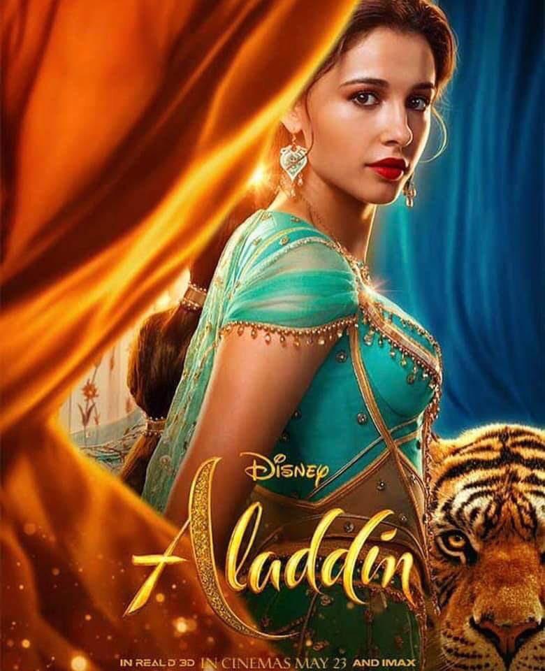 Нановых постерах «Аладдина» представили вовсей красе персонажей будущего фильма | Канобу - Изображение 3
