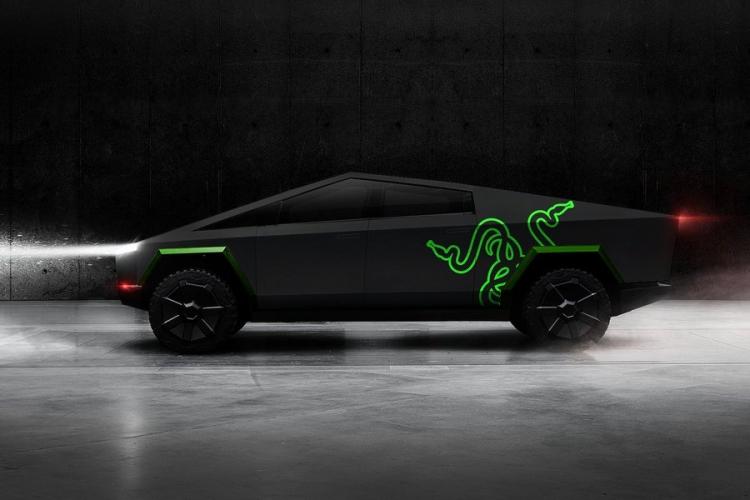 Главе Razer понравился Tesla Cybertruck. Онпредложил Илону Маску выпустить ноутбук Razer CyberBlade