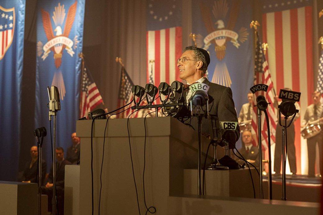 Рецензия на сериал«Заговор против Америки»   Канобу - Изображение 3473