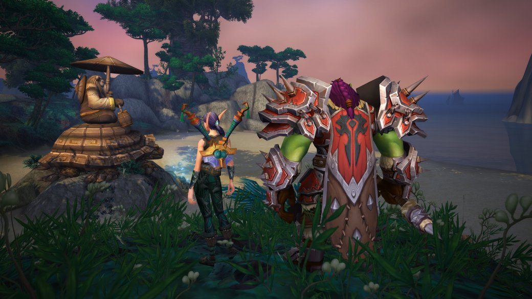 Эксклюзив: интервью с руководителем разработки World of Warcraft Джоном Хайтом