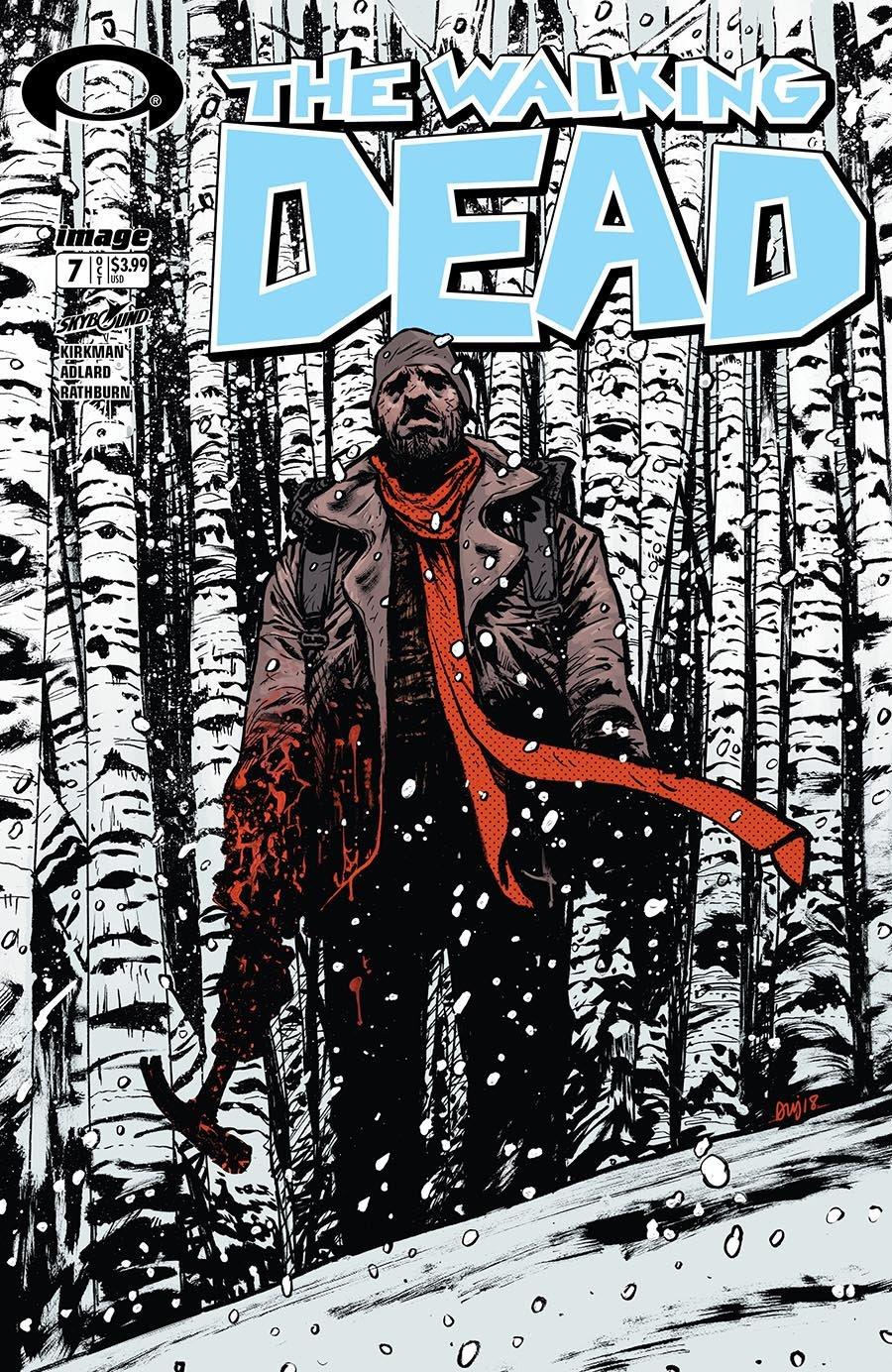 «Ходячим мертвецам» 15лет! Комикс отмечает юбилей обложками с самыми яркими сценами | Канобу - Изображение 9738