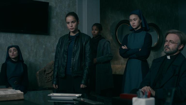 Рецензия на сериал «<Монахиня-воин»   Канобу - Изображение 3150