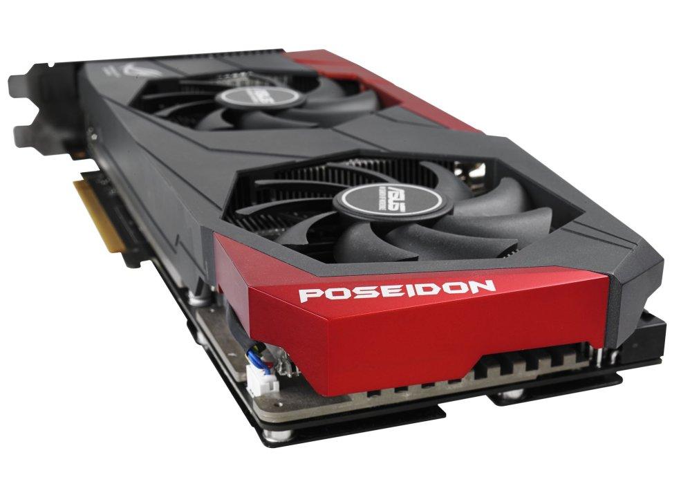 Я – водяной: видекокарта ASUS ROG GeForce GTX 780 Poseidon Platinum | Канобу