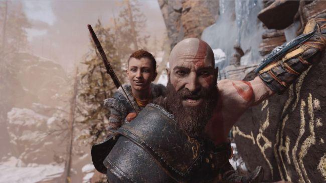 Лучшие (и просто смешные) скриншоты God of War при помощи нового фотомода. - Изображение 8