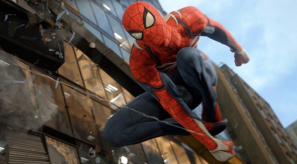 В Spider-Man для PS4 разрешат менять время суток и погоду. - Изображение 1