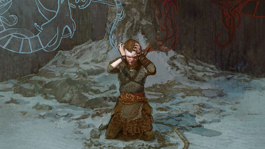 Игроку подарили на Рождество God of War 2005 года вместо новой части, но это был пранк | Канобу - Изображение 0