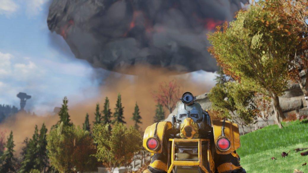 Новый патч снял ограничение начастоту кадров вPC-версии Fallout76 | Канобу - Изображение 2