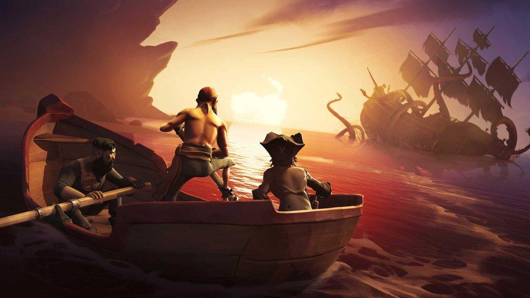 Рецензия на Sea of Thieves. Обзор игры - Изображение 1