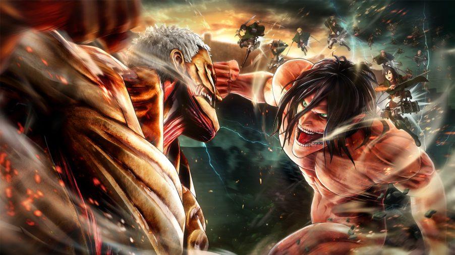 «Тонны кровавого экшена»: судя поотзывам критиков, рубить титанов вAttack onTitan 2 очень весело! | Канобу - Изображение 9168