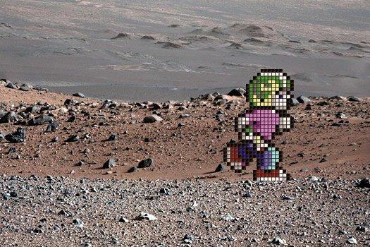 Сны марсохода: что увидел Curiosity Rover на красной планете | Канобу - Изображение 4