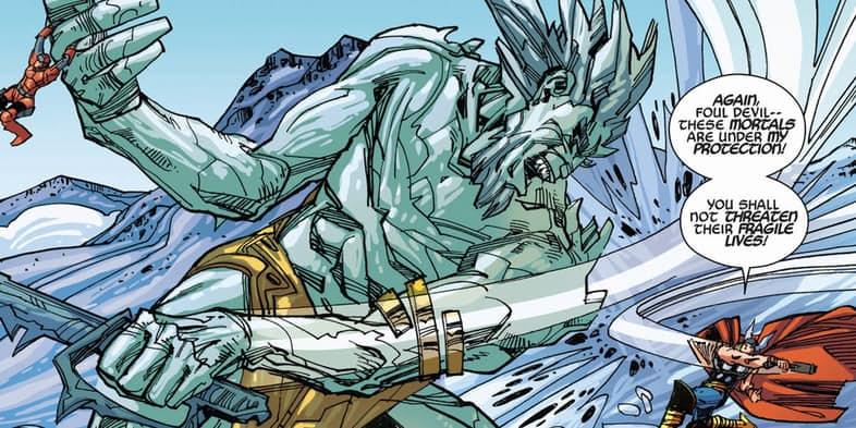 Самые известные герои и злодеи, контролирующие холод | Канобу - Изображение 4355