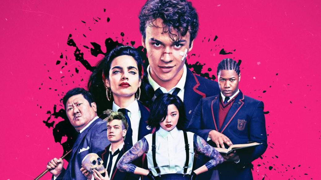 Deadly Class— подростковый сериал про школу наемных убийц отбратьев Руссо | Канобу