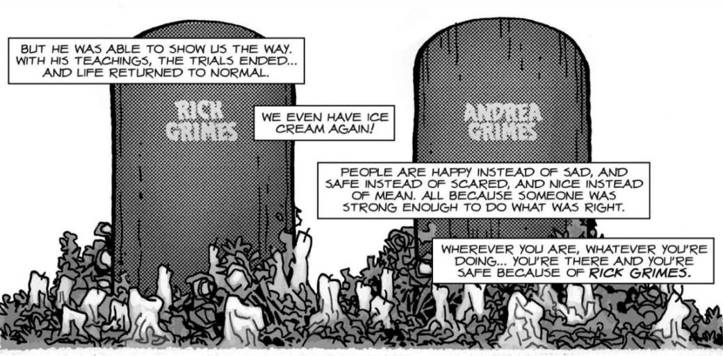 Чем закончились «Ходячие мертвецы» Роберта Киркмана?