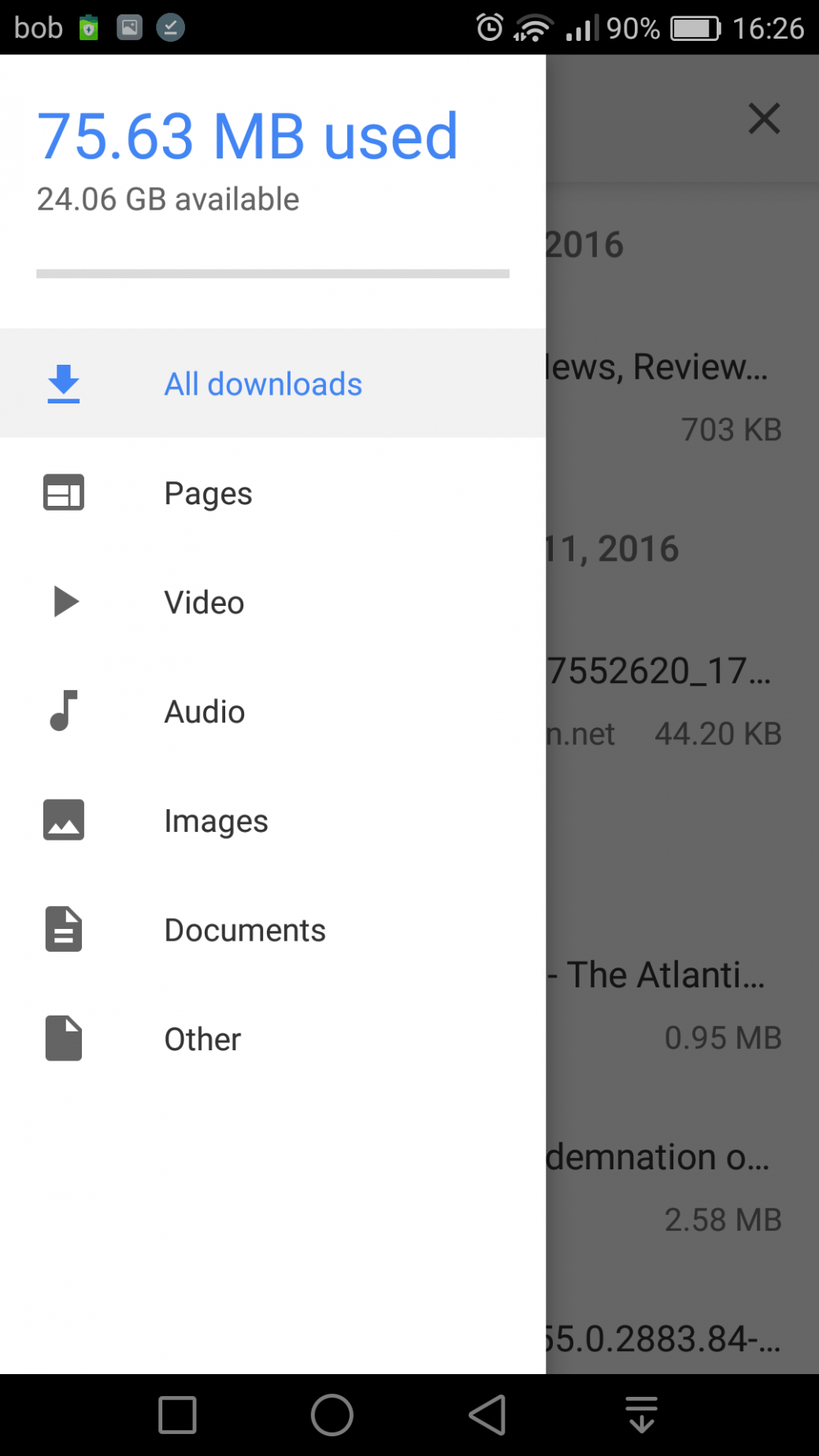Aptoide - Google Chrome: быстрый браузер