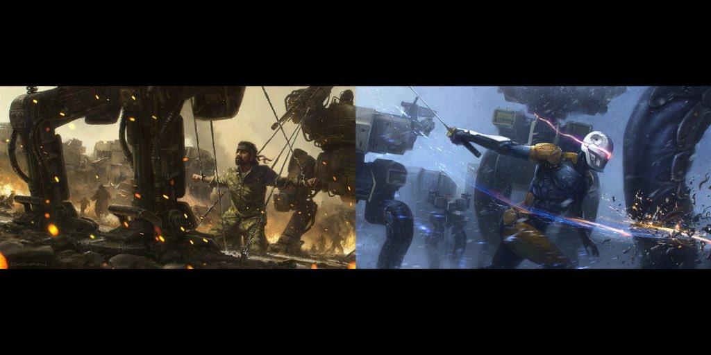Замечательные фанарты к31-летию Metal Gear отрежиссера ееэкранизации | Канобу - Изображение 4