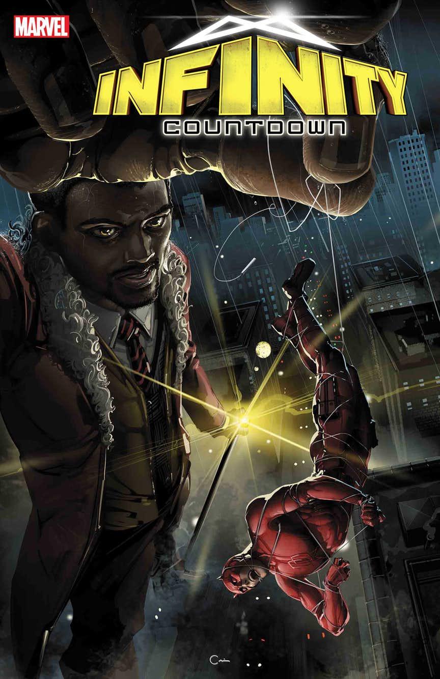 Бесконечности много небывает: Marvel анонсировала дополнительные серии кInfinity Countdown | Канобу - Изображение 2