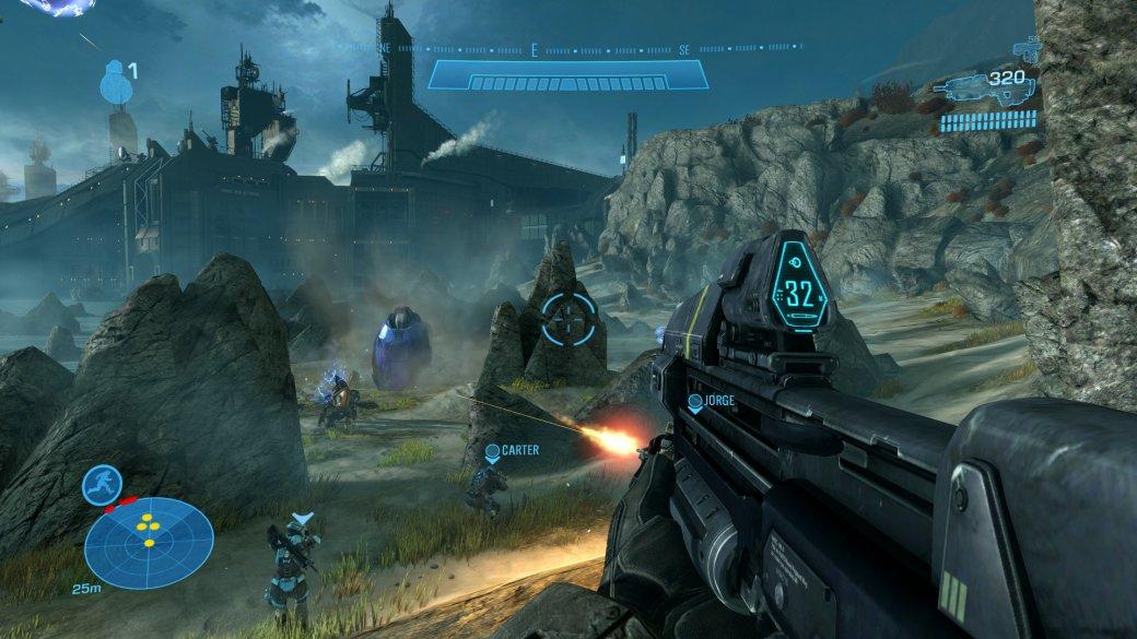 Halo: Reach— произведение искусства илучшая работа Bungie. Мнение | Канобу - Изображение 2531