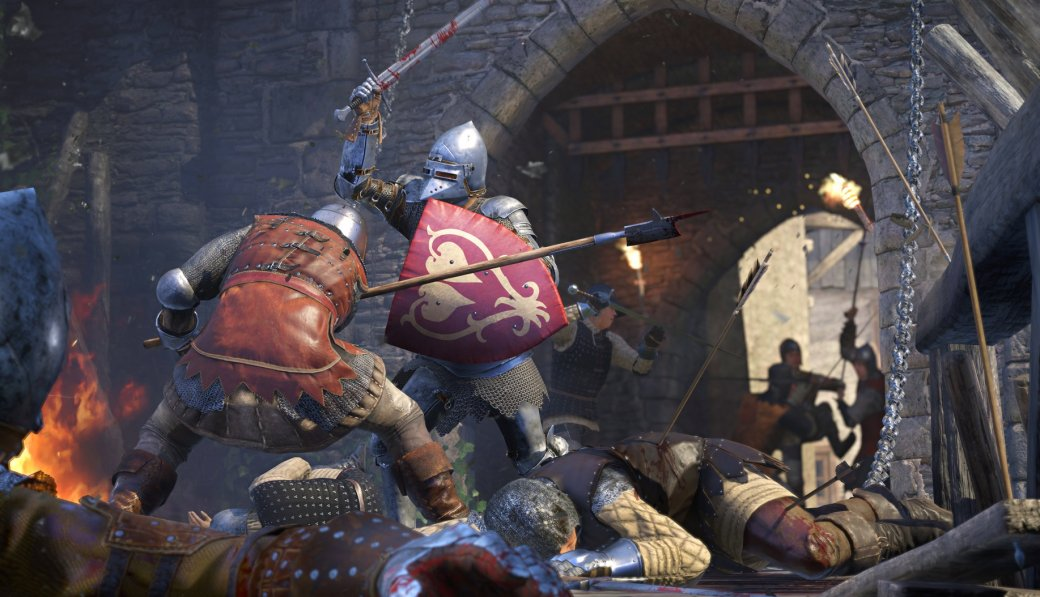 Гайд по оружию в Kingdom Come: Deliverance. Где найти лучший меч?   Канобу - Изображение 2
