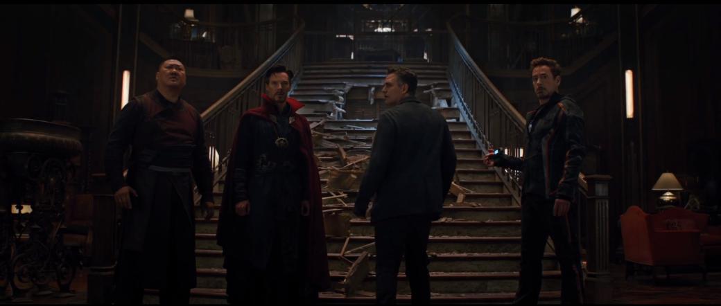Начало конца: разбор первого трейлера фильма «Мстители: Война Бесконечности»   Канобу - Изображение 10632
