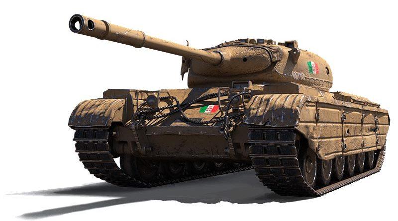 В World of Tanks появилась итальянская ветка танков с механизмом дозаряжания . - Изображение 1
