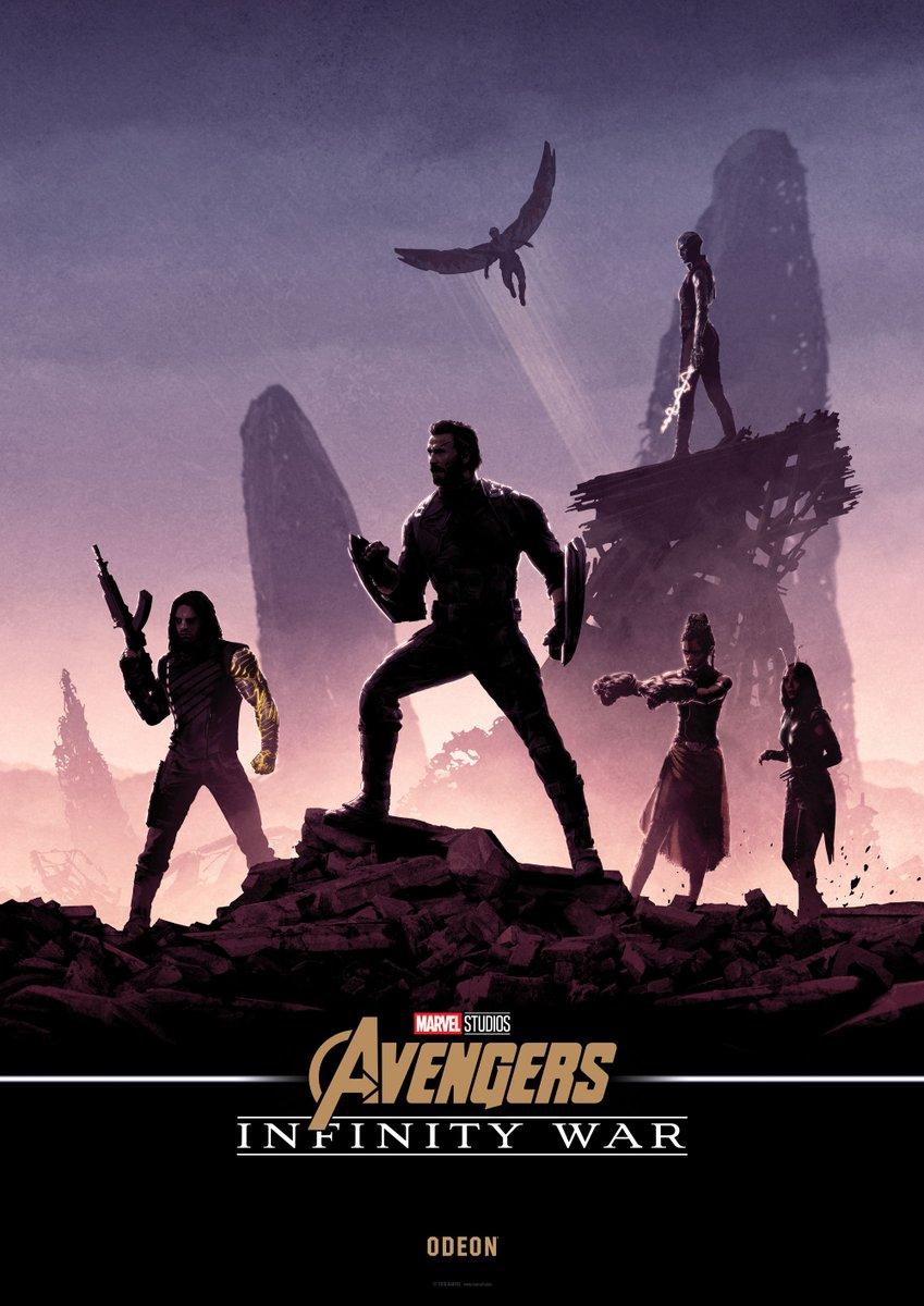 Нановых постерах «Войны Бесконечности» Мстители противостоят Таносу наруинах | Канобу - Изображение 4